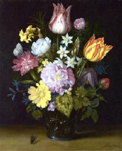 Стих о цветах в вазе